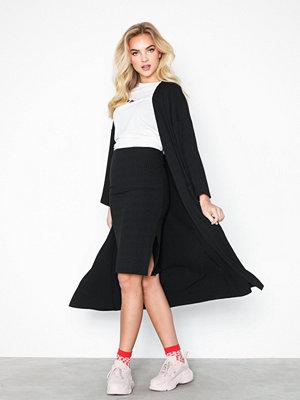 NLY Trend Rib Long Cardigan