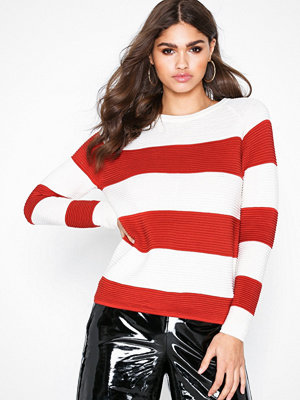 Vero Moda Vmsethe Ls O-Neck Button Back Blous