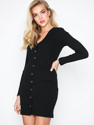 NLY Trend Button Cardigan Dress