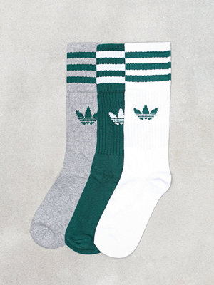 Adidas Originals Solid Crew Sock Green