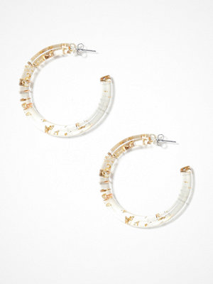 Pieces örhängen Pcdagmma Earrings D2D Offwhite
