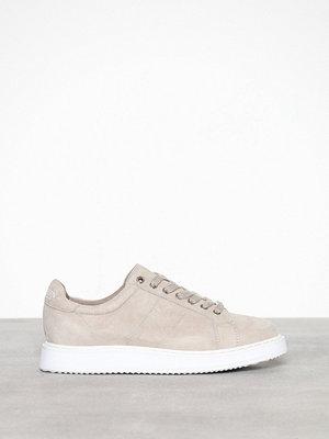 Sneakers & streetskor - Lauren Ralph Lauren Angeline Sneakers Beige