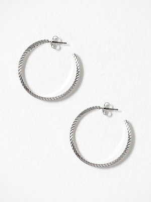 Pieces smycke Pcsandra Hoop Earrings Box