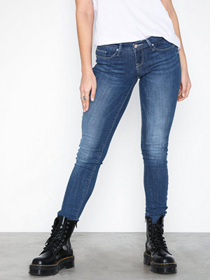 Only onlCORAL Sl Dnm Jeans Bb CRE17527 N Blå