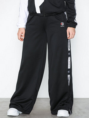 Reebok Classics svarta byxor Cl Trackpants