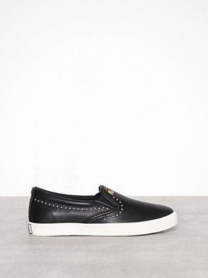 Sneakers & streetskor - Lauren Ralph Lauren Ria V Sneakers Svart