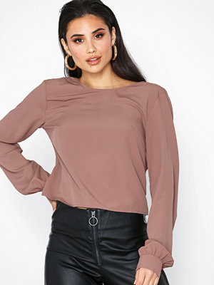 NLY Trend Dream Back Blouse