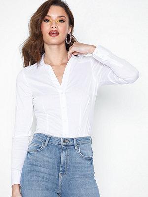 Vero Moda Vmlady L/S G-String Shirt Noos