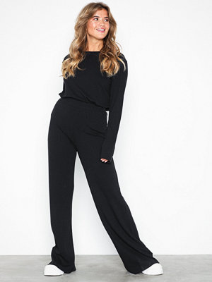 Jumpsuits & playsuits - NLY Trend Ribbed LS Set