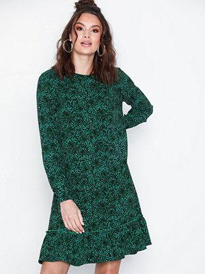Jacqueline de Yong Jdyfarhana L/S Short Dress Wvn