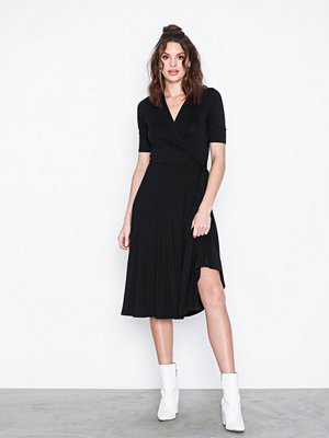 Selected Femme Slfbiaz 2/4 Wrap Dress Ex