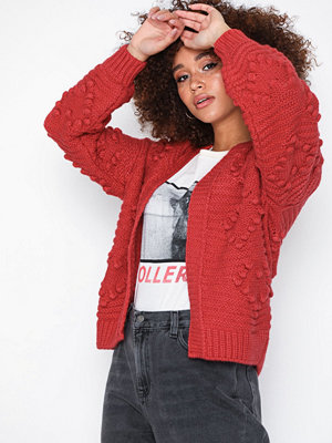 River Island Heart Bobble Cardi