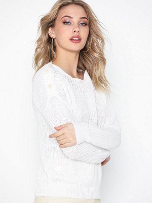 Polo Ralph Lauren Ls Po W Bttn-Long Sleeve-Sweater