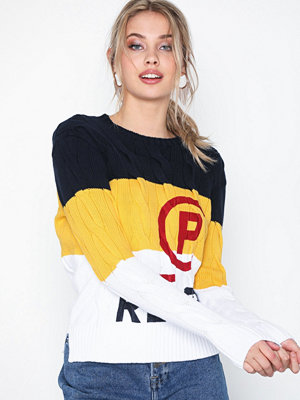 Polo Ralph Lauren CP93 Bxy Cn-Long Sleeve-Sweater