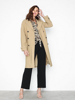 Only onlEMILIA Long Trenchcoat Cc Otw