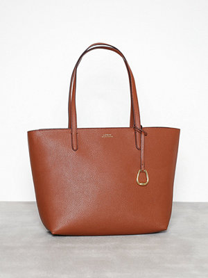Lauren Ralph Lauren Top Zip Tote Medium