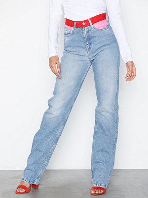 Calvin Klein Jeans Ckj 030 High Rise Straigh