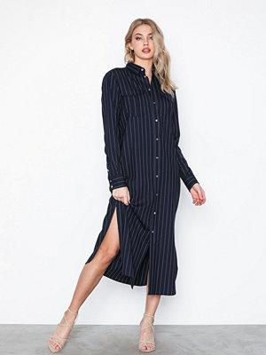 Polo Ralph Lauren Ls Bwry Dr-Long Sleeve-Casual Dress
