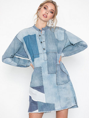 Polo Ralph Lauren Dnm Tnc Dr-Long Sleeve-Casual Dress