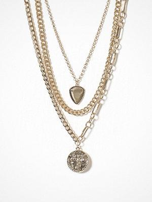 Pieces halsband Pcjulia Combi Necklace D2D