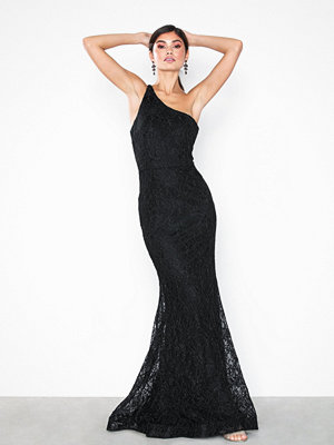 NLY Eve One Shoulder Lace Gown