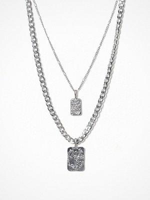 Pieces halsband Pcollie Combi Necklace D2D
