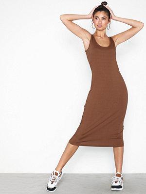 NLY Trend Tank Rib Midi Dress
