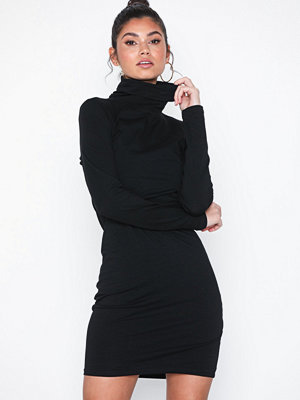 NLY Trend Off Duty Turtleneck Dress