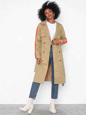 Only onlISABELLA Long Trenchcoat Otw