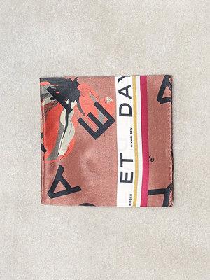 Day Birger et Mikkelsen Day Silk Wild Logo scarf Mini