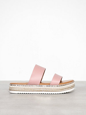 Pieces Pscalandra Leather Sandal