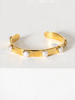 SOPHIE By SOPHIE armband Funky pearl cuff