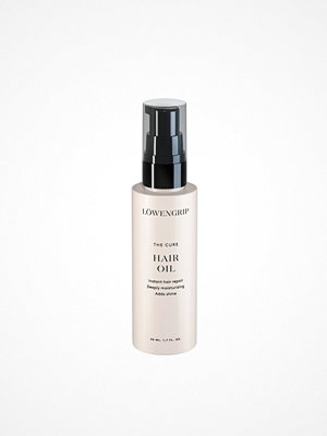 Hårprodukter - Löwengrip The Cure - Hair Oil 50ml