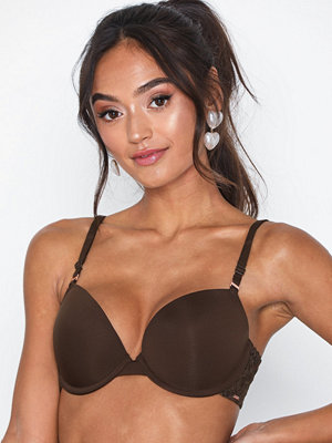 Dorina Isabelle Push Up Bra Chocolate