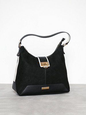 River Island Lock Front Slouch Bag