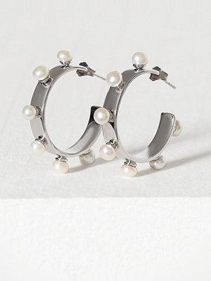 SOPHIE By SOPHIE örhängen Funky pearl hoops