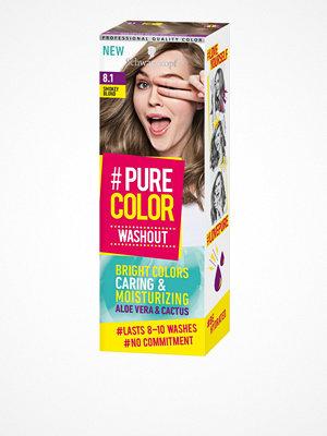 Hårprodukter - Schwarzkopf Pure Color Washout 8.1 Smokey Blond