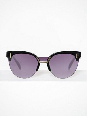 Solglasögon - Vero Moda Vmdonna Sunglasses Guld