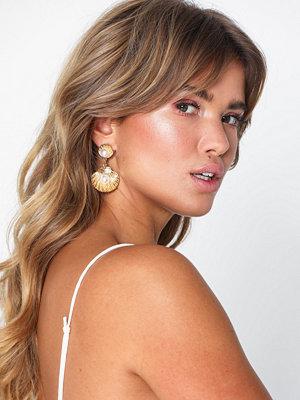 NLY Accessories örhängen Treasure Pearl Earrings