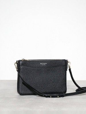 kate spade new york svart axelväska Margaux Medium Convertible Crossbody