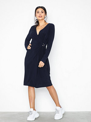 Lauren Ralph Lauren Casondra-Long Sleeve-Day Dress