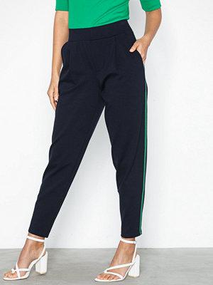 Lauren Ralph Lauren svarta byxor Jelani-Ankle-Pant