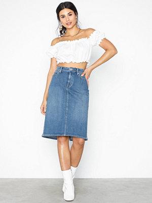 Kjolar - Lauren Ralph Lauren Daniela-Straight-Skirt