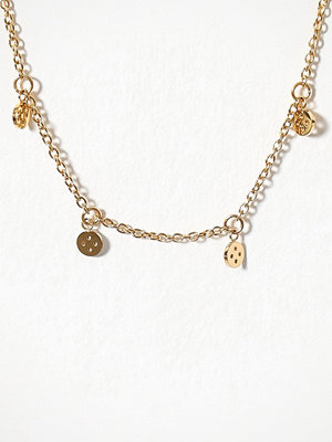 Bovou armband Button Chain