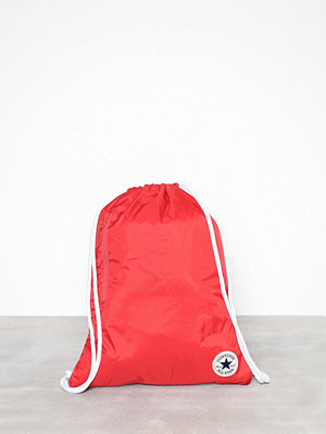 Converse röd ryggsäck Cinch