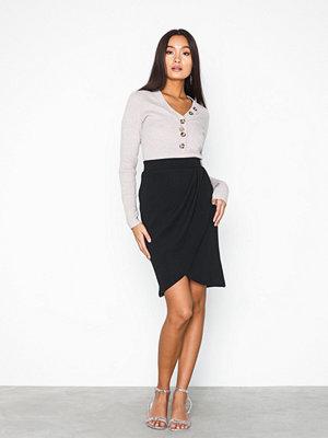 Selected Femme Slfvira Mw Skirt B