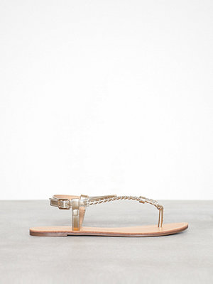 Only onlMARGIT Braided Ankel Sandal