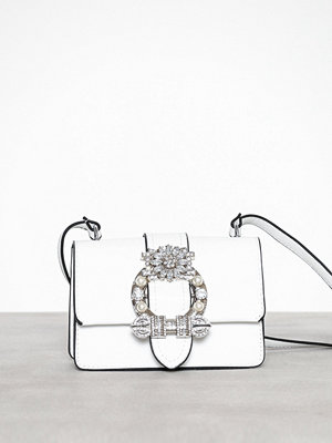 NLY Accessories vit axelväska Fancy Shoulder Bag