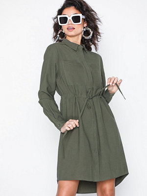 Pieces Pckarla Ls Shirt Dress D2D
