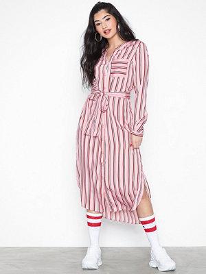 Vero Moda Vmkatlyn Dalion L/S Calf Shirt Dres